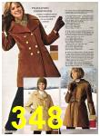 1971 Sears Fall Winter Catalog, Page 348