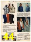 1968 Sears Fall Winter Catalog, Page 44