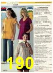 1980 Sears Spring Summer Catalog, Page 190