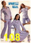 1972 Montgomery Ward Spring Summer Catalog, Page 108