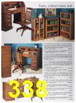 1989 Sears Home Annual Catalog, Page 338