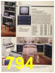 1987 Sears Fall Winter Catalog, Page 794