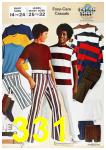1972 Sears Spring Summer Catalog, Page 331