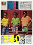 1991 Sears Spring Summer Catalog, Page 340