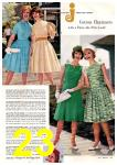 1962 Montgomery Ward Spring Summer Catalog, Page 23