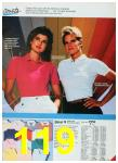 1986 Sears Spring Summer Catalog, Page 119
