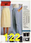 1986 Sears Spring Summer Catalog, Page 122