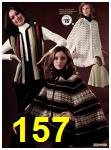 1974 Sears Fall Winter Catalog, Page 157