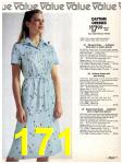 1981 Sears Spring Summer Catalog, Page 171