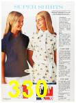 1973 Sears Spring Summer Catalog, Page 330