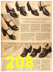 1958 Sears Spring Summer Catalog, Page 208