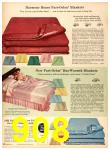 1958 Sears Fall Winter Catalog, Page 908
