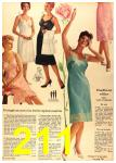 1960 Sears Fall Winter Catalog, Page 211
