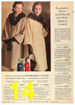 1962 Sears Fall Winter Catalog, Page 14