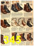 1940 Sears Fall Winter Catalog, Page 345