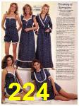 1983 Sears Spring Summer Catalog, Page 224