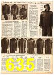 1958 Sears Fall Winter Catalog, Page 635