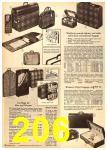 1962 Sears Fall Winter Catalog, Page 206