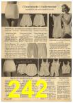 1961 Sears Spring Summer Catalog, Page 242