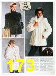 1985 Sears Fall Winter Catalog, Page 173