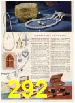 1960 Sears Spring Summer Catalog, Page 292
