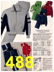 1982 Sears Fall Winter Catalog, Page 488