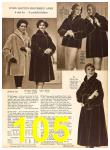 1958 Sears Fall Winter Catalog, Page 105