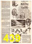 1960 Montgomery Ward Christmas Book, Page 439