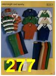 1984 Sears Spring Summer Catalog, Page 277