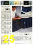 1989 Sears Home Annual Catalog, Page 25