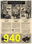 1965 Sears Spring Summer Catalog, Page 940