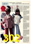 1974 Sears Spring Summer Catalog, Page 302