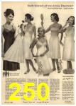 1961 Sears Spring Summer Catalog, Page 250