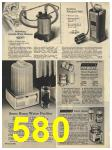 1965 Sears Fall Winter Catalog, Page 580