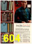 1966 Montgomery Ward Fall Winter Catalog, Page 604