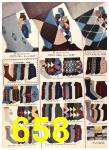 1956 Sears Fall Winter Catalog, Page 658