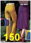 1980 Sears Spring Summer Catalog, Page 150