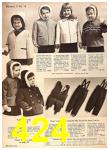 1960 Sears Fall Winter Catalog, Page 424