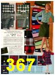 1966 Montgomery Ward Fall Winter Catalog, Page 367