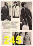 1965 Sears Fall Winter Catalog, Page 245