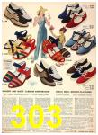 1949 Sears Spring Summer Catalog, Page 303