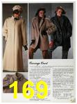 1985 Sears Fall Winter Catalog, Page 169