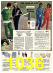 1975 Sears Spring Summer Catalog, Page 1036