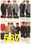 1960 Sears Fall Winter Catalog, Page 567