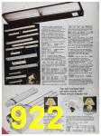 1986 Sears Spring Summer Catalog, Page 922