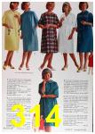 1964 Sears Fall Winter Catalog, Page 314