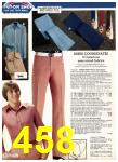 1977 Sears Spring Summer Catalog, Page 458
