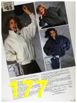 1985 Sears Fall Winter Catalog, Page 177