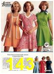 1975 Sears Spring Summer Catalog, Page 143