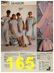 1987 Sears Spring Summer Catalog, Page 165